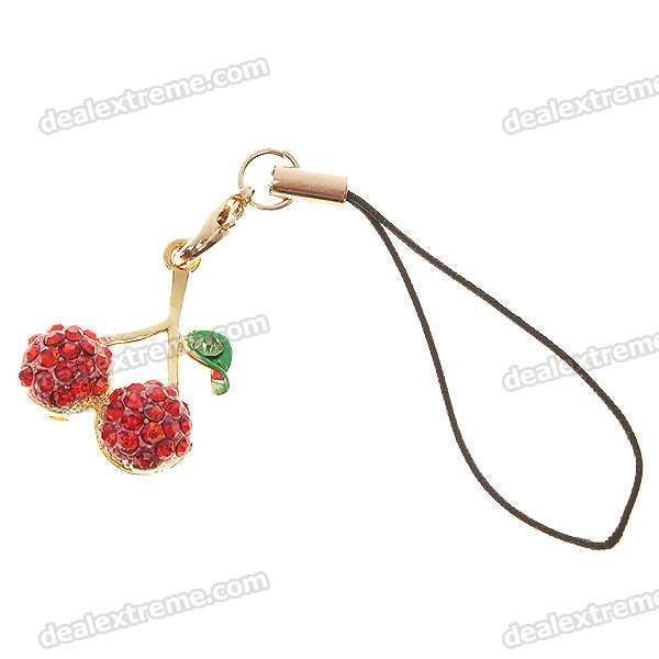 Metal material - Used for cell phone, MP3, MP4, keychain decoration - Comes 2pcs per pack http://j.mp/1ljKM6V