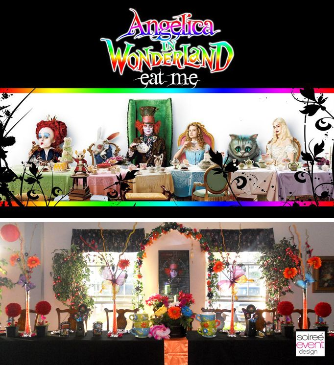 16 Best Images About Mad Camping On Pinterest: 17 Best Images About Mad Hatter Alice In Wonderland On
