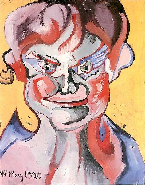 Laughing boy 1920 Stanislaw Ignacy Witkiewicz