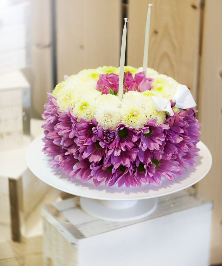 Unique gifts made of fresh flowers @Toy Florist.com ...