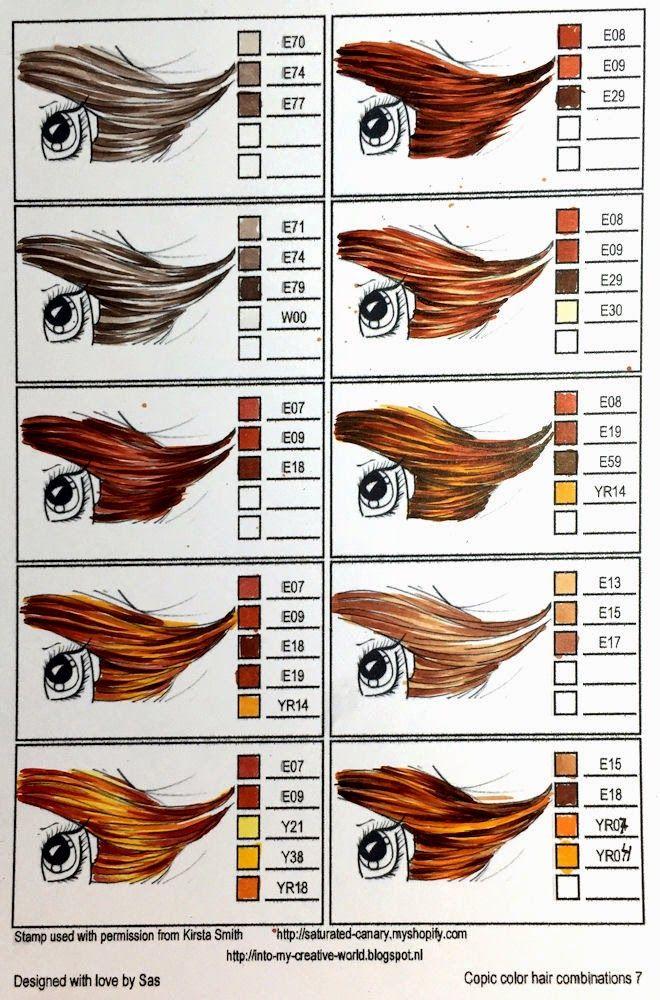 Creadin: Copic kleurboekje