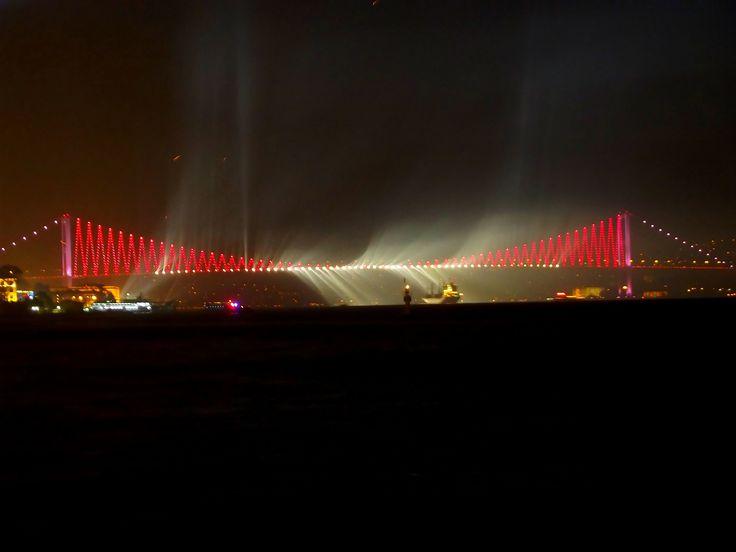 İSTANBUL Bosphorus Bridge