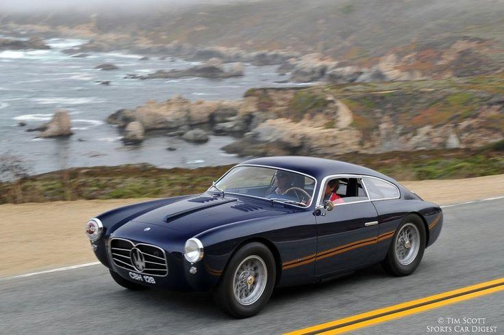 1955 Maserati A6G/54 2000 Zagato Berlinetta HTTP://HartWieGranit.com Http://HartWieGranit.com #hartwiegranit #marble #granite #deluxe #hardasgranite