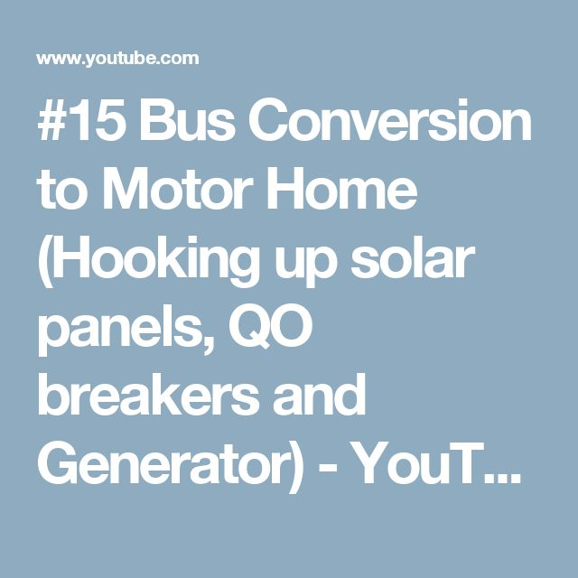 hook up solar panels your house Don't leave your solar panel installation and connection to amateurs with minimal   by the sunlight's energy into the electrical circuit hooked up to the solar panel   we will work with you to decide what works for your house or facility and to.