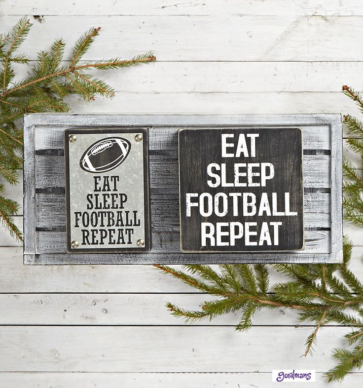 Perfect gifts for the football lover! #sports #gordmans