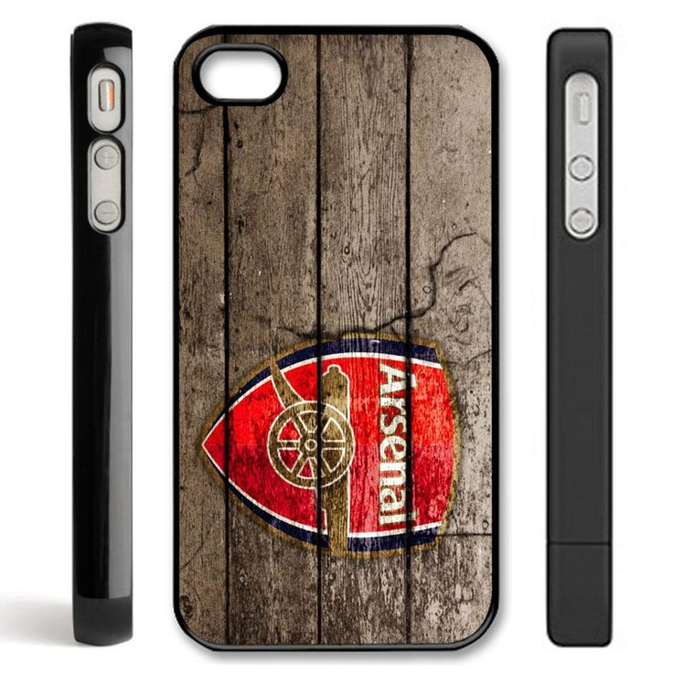 arsenal sport - black for iphone 4/4s and
