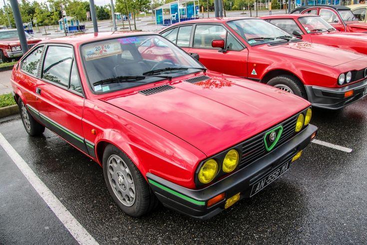 Alfa Romeo Alfasud Sprint Veloce #alfa #alfaromeo #italiandesign