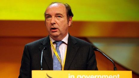 Minister Norman Baker wants end to UK animal tests