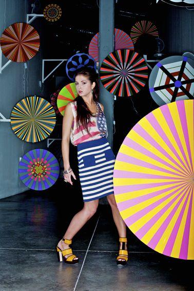 HELLO! Magazine © Photo: Roman Gorchakov Producer: Olga Zakatova Style: Alexandra Podyelskaya Make-up: Pavel Bulgar