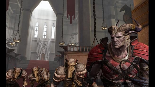 Dragon Age 2 Game Images