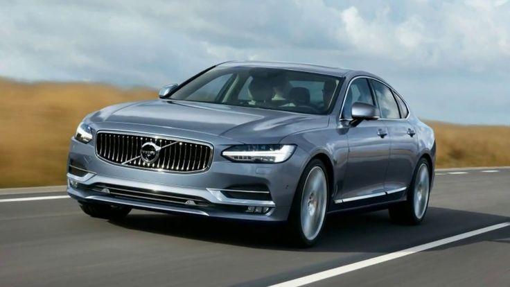 2017 Volvo S90 Quick Drive   Quick Spin: 2017 Volvo S90