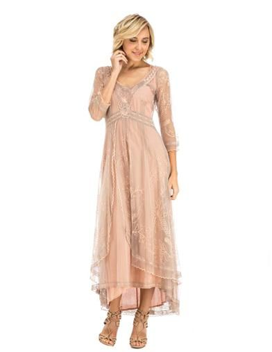 Tea Party Garden Dress | Edwardian Tea Dress by Nataya