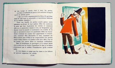 L'Hôte Mystérieux (De geheimzinnige bewoner). Illustrations d'Elisabeth Ivanosky. Texte d'Anna Scherbatow. Traduction de Serge Nabokov. Paris : Desclée de Brouwer, 1940