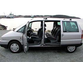 Fiat Ulysse/Eurovans – 1994
