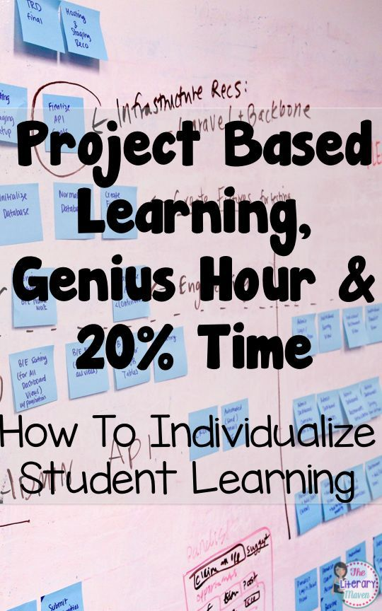 How do you individualize instruction in your classroom and allow students to pursue their interests? Middle school and high school English Language Arts teachers discussed the types of individualized learning they use in their classroom: project based learning, Genius Hour, and 20% time, and how they got started and introduced it to students. Teachers also shared past PBL units, final products, successes and obstacles. Read through the chat for ideas to implement in your own classroom.