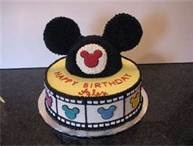 mickey mouse cakes - film