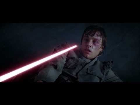 Darth Vader with Bane's Voice - Luke vs Vader