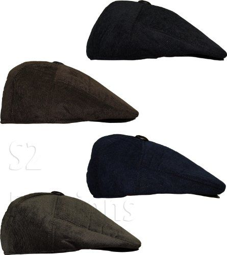 Mens Tweed Hats Baby Cord Country Flat Cap S2 Fashions http://www.amazon.co.uk/dp/B00I4URSDA/ref=cm_sw_r_pi_dp_irV2wb14RAQ75