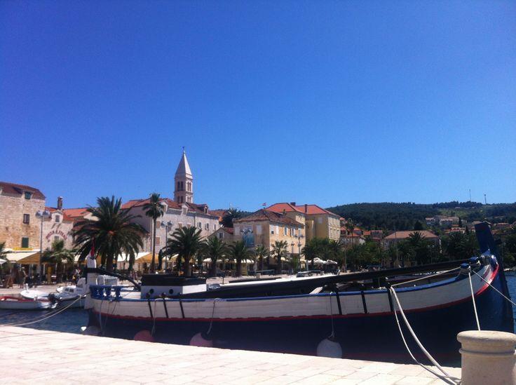 Splitska, Brac, Croatia