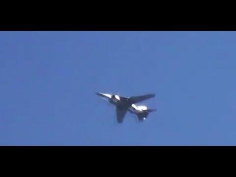МиГ-23 (по кодификации НАТО: Flogger — «Бичеватель»)