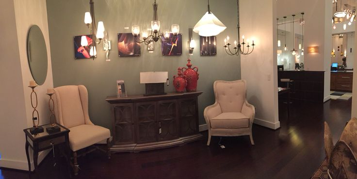 Hubbardton Forge display gallery at Pace Lighting. & 9 best Pace Lighting Showroom images on Pinterest | Lighting ...