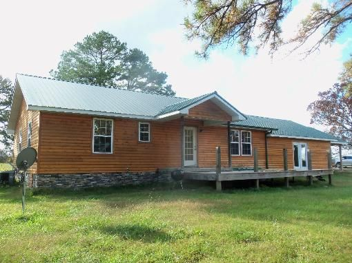 Double wide log siding google search new home for Log cabin single wide