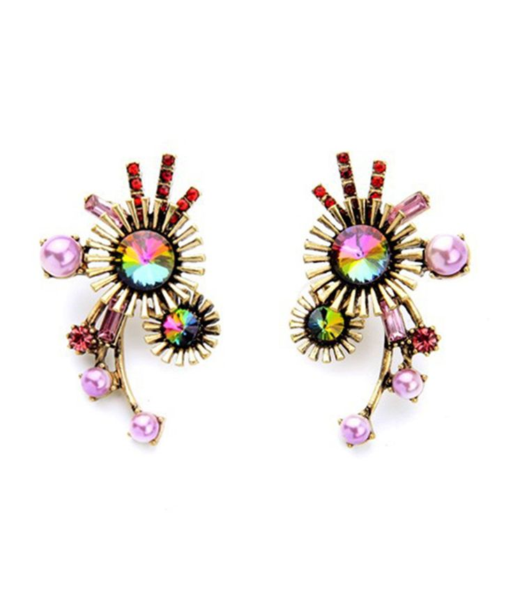 Fashion Jewelry : Flowerworks Earrings
