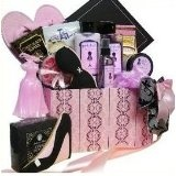 Art of Appreciation Gift Baskets Dressed To Impress Spa, Bath and Body Gift Box (Grocery)By Art of Appreciation Gift Baskets
