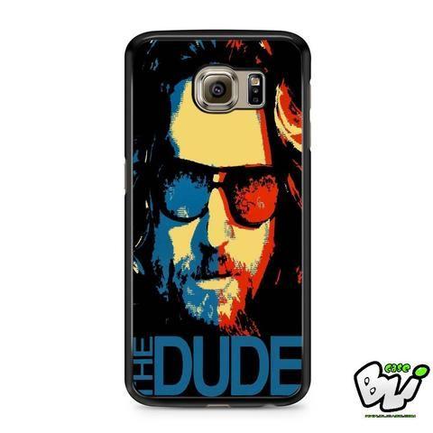Big Lebowski The Dude Samsung Galaxy S7 Case