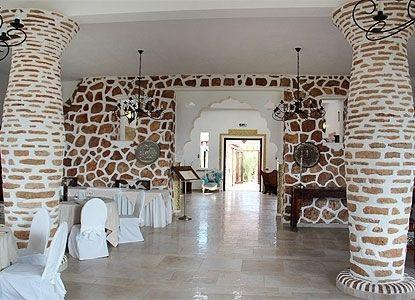 Hotel Cupola Bianca on the island of Lampedusa