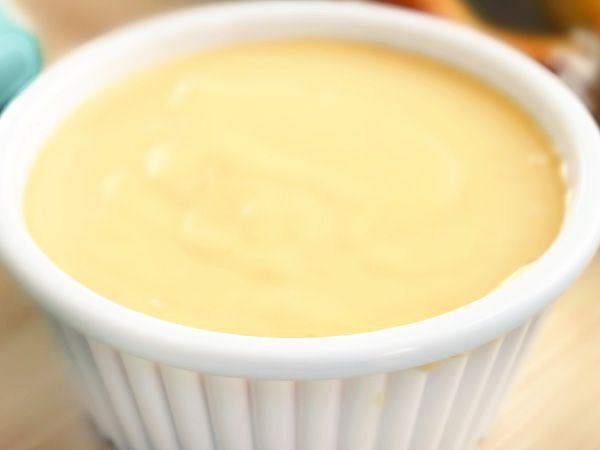 сырный соус рецепт с фото