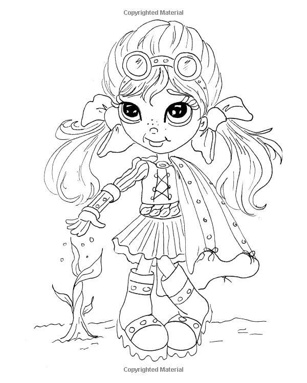 amazoncom lacy sunshines super heroes coloring book volume 20 whimiscal big eyed