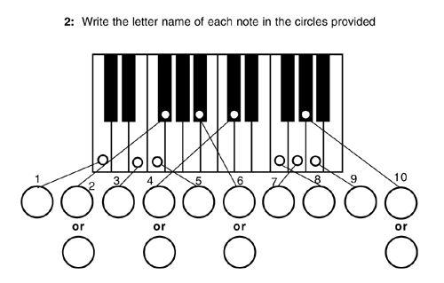 musical note naming worksheet detail | Elementary Music is da Bomb ...