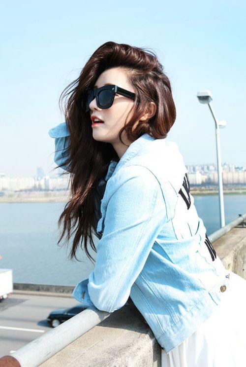 korean ulzzang park sora kfashion stylenanda