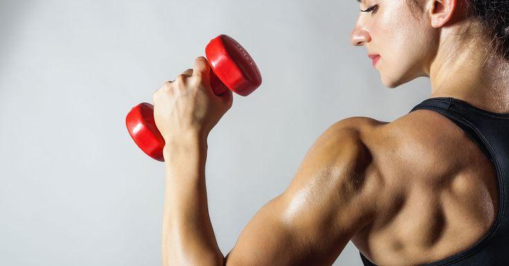 Bygg muskler som vegetarian