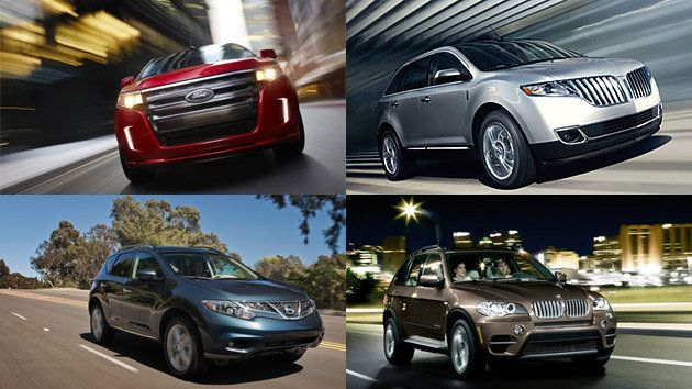 10 best SUVs you can buy now.