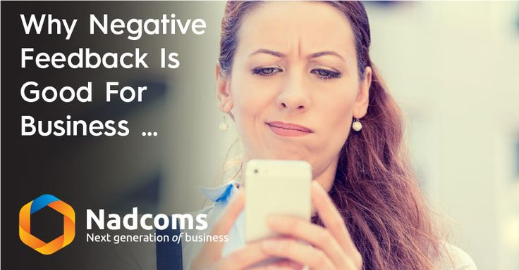 We Share Our Thoughts On Why Dismissing Negative Feedback Is Not The Way Forward For Businesses In The 21st Century.