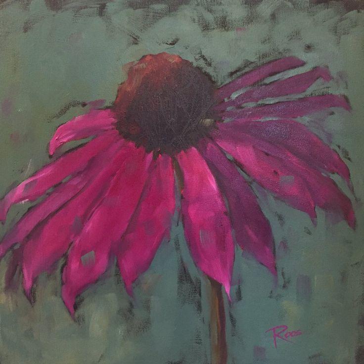 Echinacea – 14 Bells Fine Art Gallery