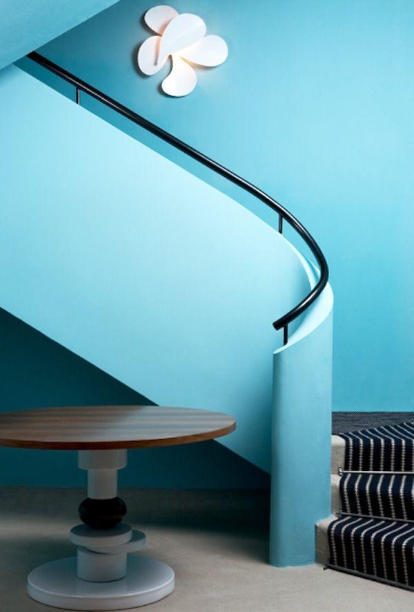 MONTE CARLO BEACH HOTEL: India Mahdavi
