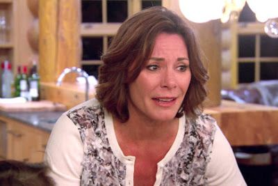 """Luann D'Agostino On Sonja Morgan: """"She's Been Relentlessly Sarcastic When It Comes To My Marriage To Tom"""""""