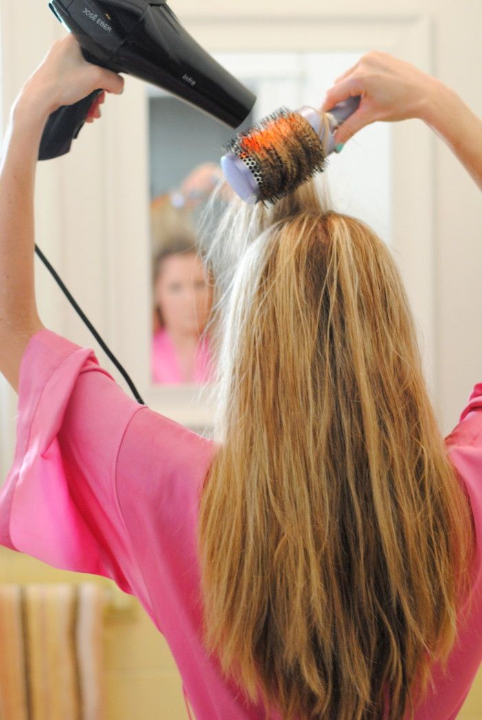 Post BlowDry Tips & Win a Jose Eber Infrared Blow Dryer (A Lacey Perspective)