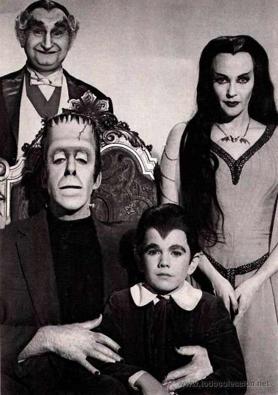 Familia Monster, fotograma: Retrato