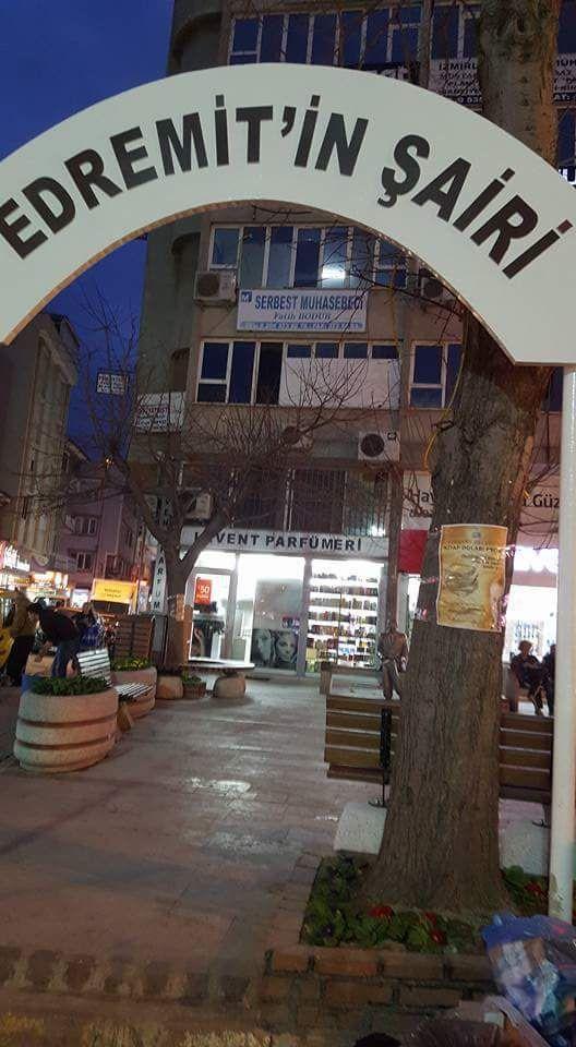 Edremit'in şairi Sabahattin Ali