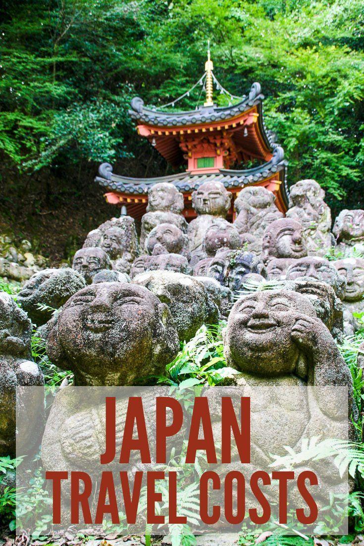 How much does it cost to travel in Japan? Click to read our Japan travel budget on Never Ending Voyage.