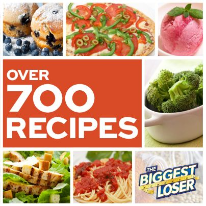 Did you know we have over 700 HEALTHY recipes to help you #GetBeachReady on BiggestLoser.com?