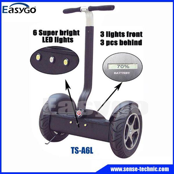 City Scooter  ST-A6L Details