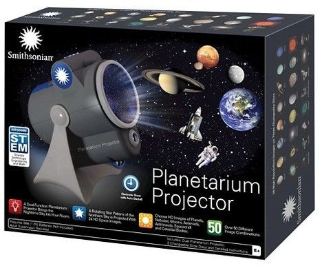 Smithsonian Planetarium Projector My grandson will love this #shopping #holidays #gift #ad