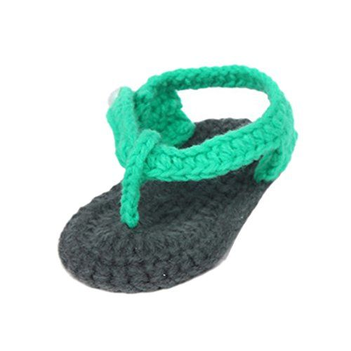Crochet Baby Sandals - 10 Free Patterns on moogly!