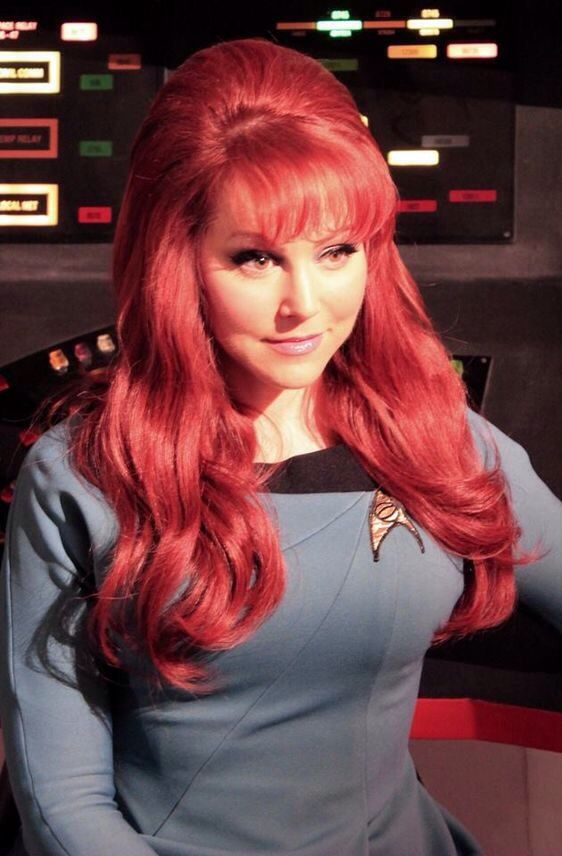 Michele Specht as Dr. Elise MacKenna, Star Trek Continues.