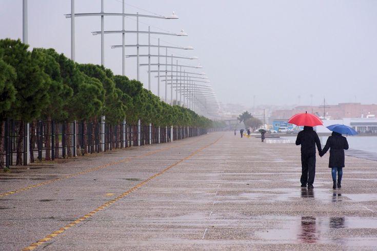 Βόλτα στη βροχή (Δεκέμβριος 2017)